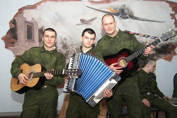 Никита Литвинков в армии