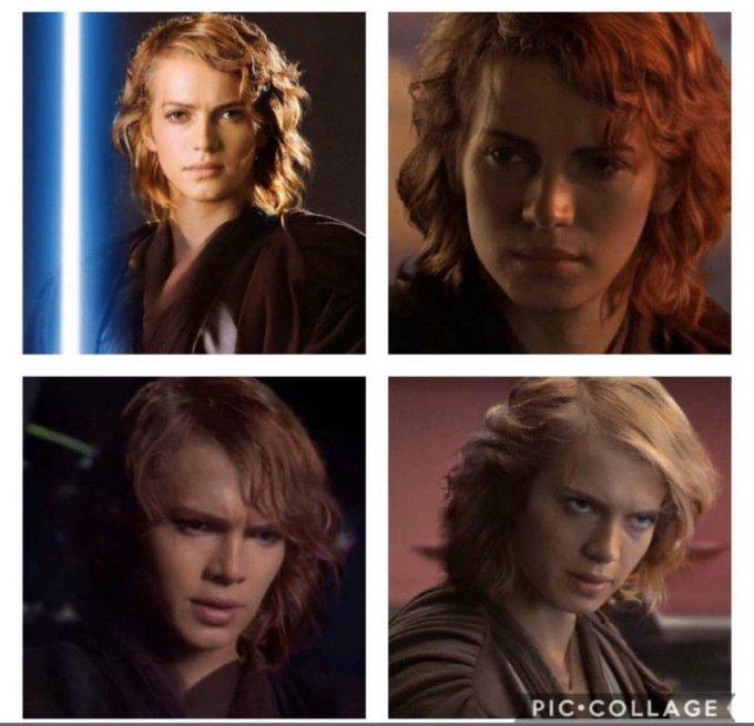 Женские версии героев Звездных войн