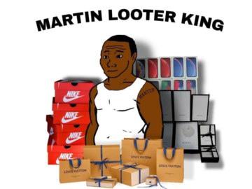 мартин лутер кинг