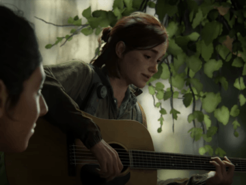 The Last Of Us 2 гитара