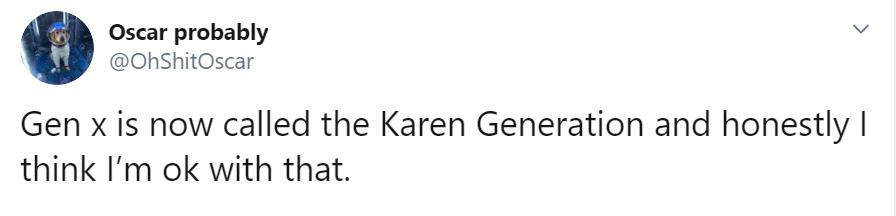 Поколение Карен