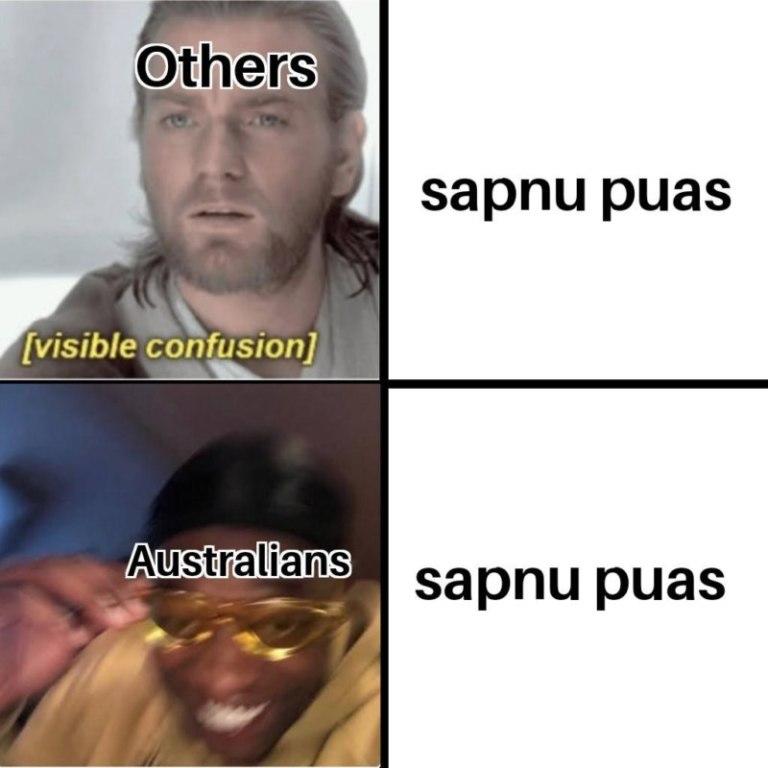 Что значит Sapnu Puas