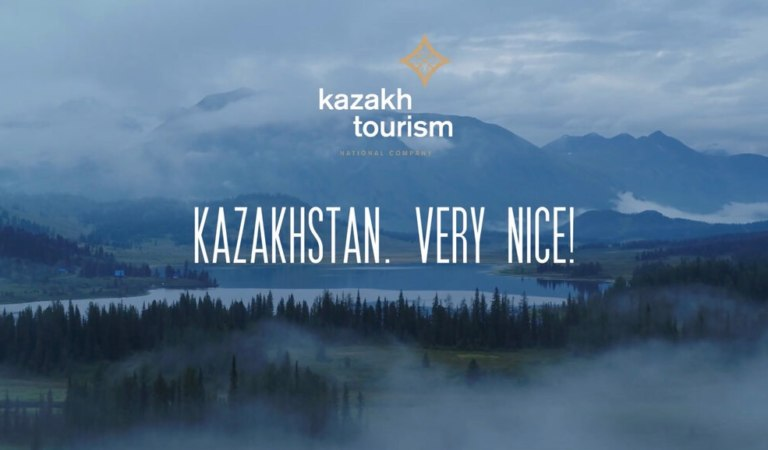 """""""Very nice!"""" Власти Казахстана использовали фразу Бората для привлечения туристов"""