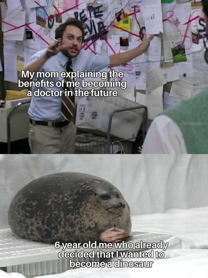 пепе сильвия объясняет тюленю мем