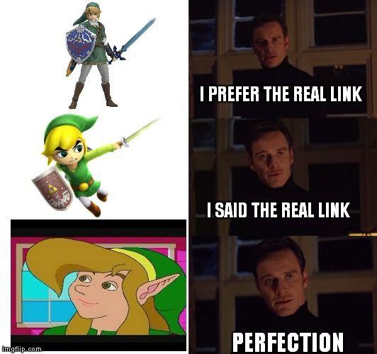 Линк и Зельда мемы
