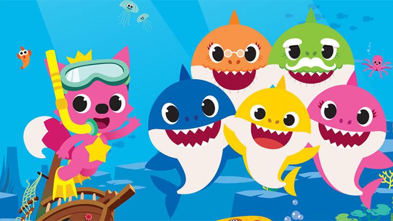 Клип на мемную песню Baby Shark стал самым популярным видео на ютубе