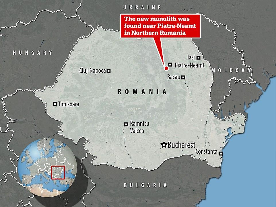 пьятра нямц монолит в румынии