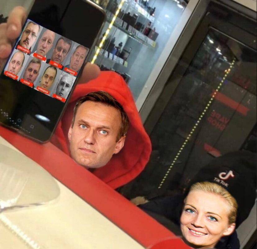кто отравил навального