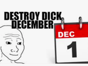 Destroy Dick December