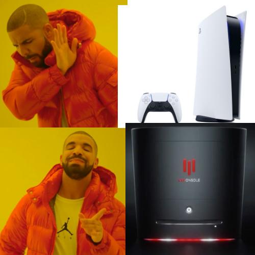 KFC консоль мемы