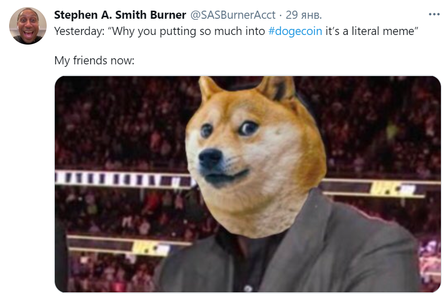 doge coin memes