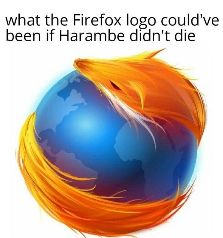 Логотип firefox