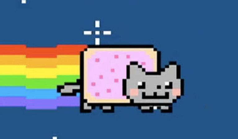 Гифку с мемом Nyan Cat продали за 600 тыс. долларов