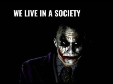 Gamer's Rise Up / We Live In Society