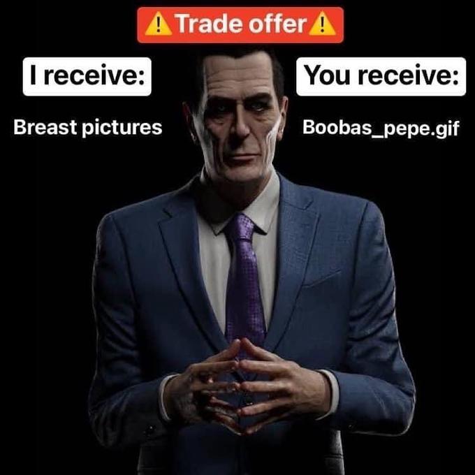Trade offer