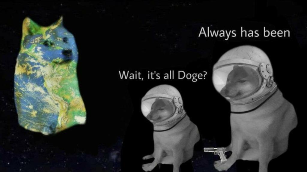 мем про космос