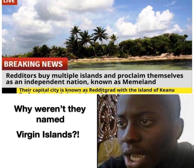 reddit island memeland