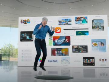 Вице-президент Apple прыгнул в дыру