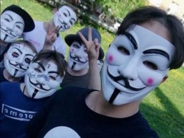 Снюсоеды и анонимусы