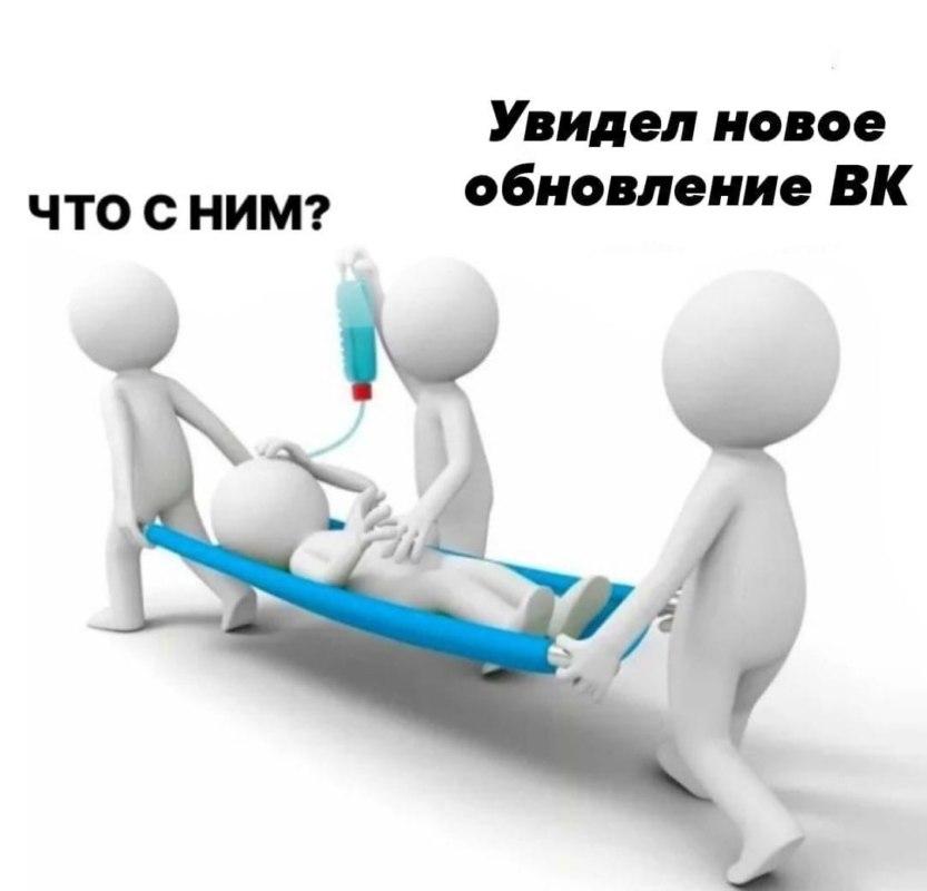 реакции вк