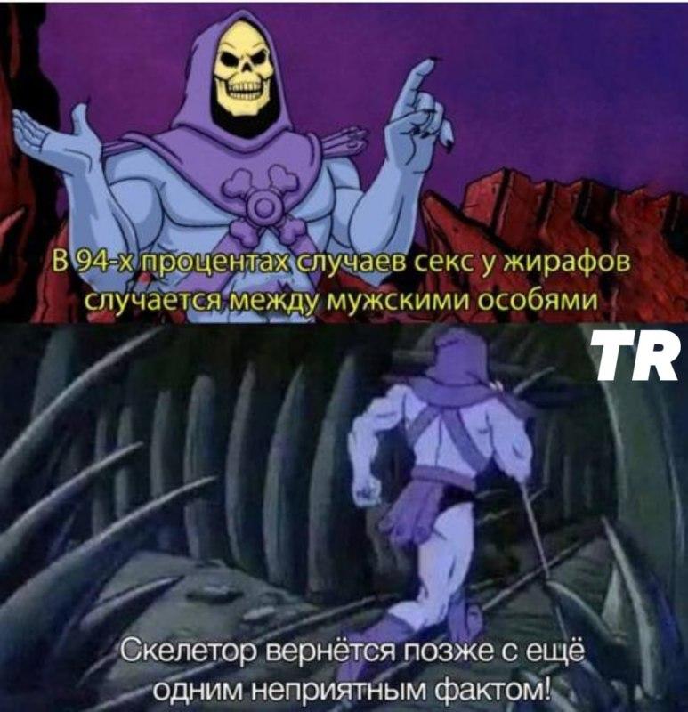 Скелетор вернется позже