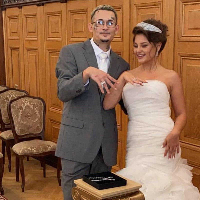 моргенштерн женился на диларе
