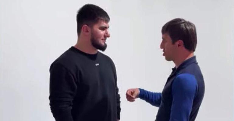 мурад встретился с тамаевым