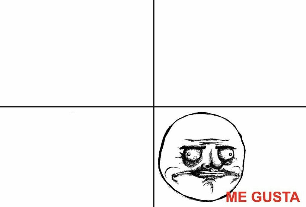 что такое ме густа, ми густа мем, me gusta мем, мемы с лицами, rage comics,
