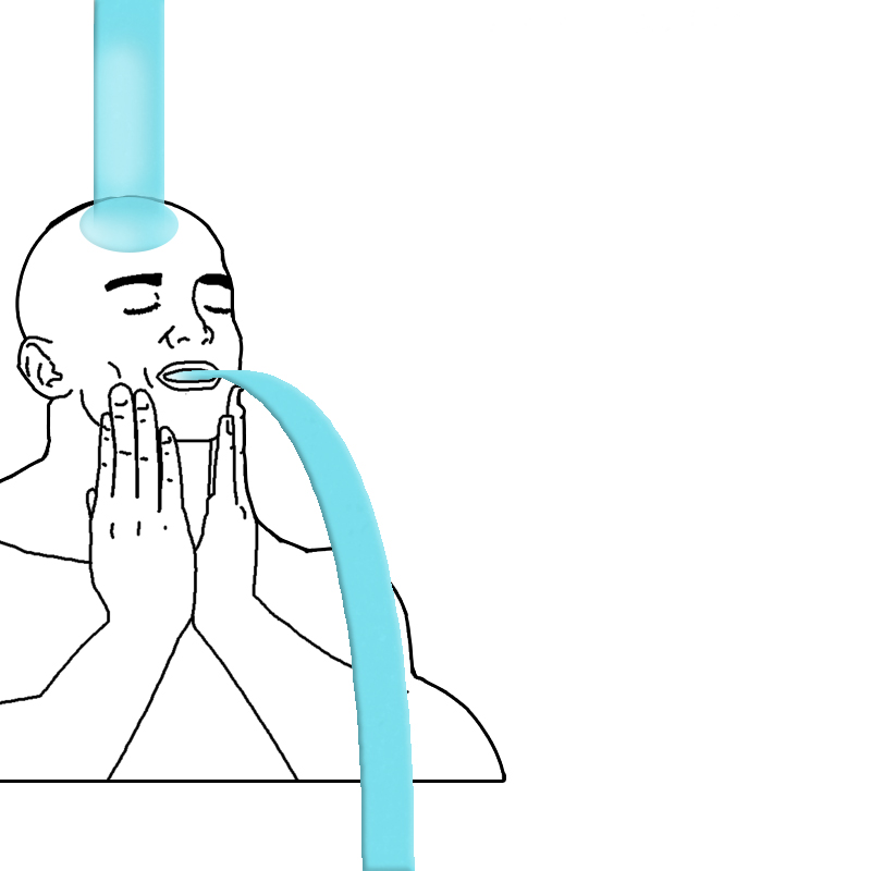 feels good water