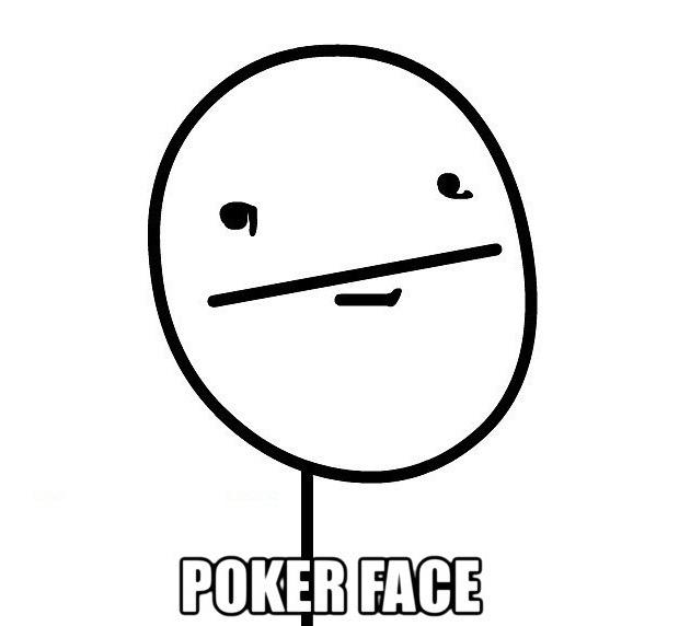покерфейс мем, что такое покерфейс, откуда слово покерфейс, poker face meme, покерфейс происхождение, rage comics
