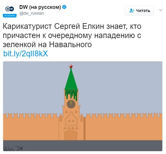 зеленка и кремль