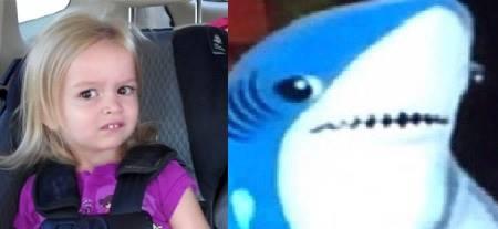 хлоя и акула