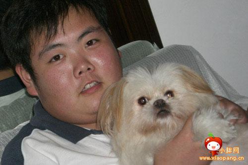 Толстый китайский мальчик
