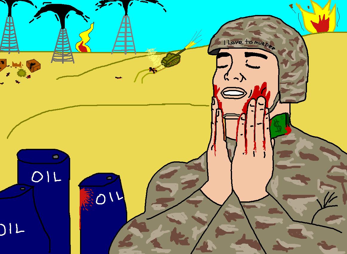 feels good war