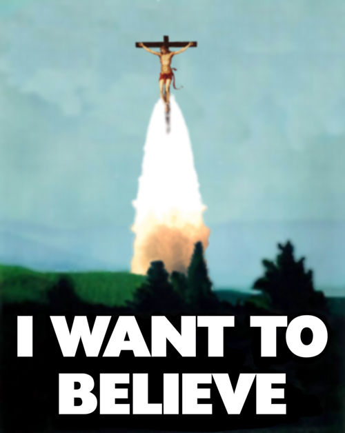 i want to believe7