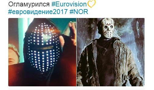евровидение мемы, евровидение приколы, евровидение 2017 приколы, евровидение 2017, евровидение 2017 мемы, звездные войны евровидение, кайло рен евровидение