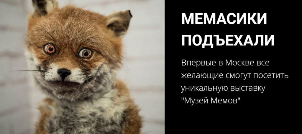 музей мемов москва